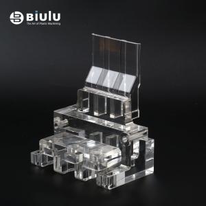 China Small Size Cnc Plastic Cutting Service , Precision Cnc Machining Service on sale