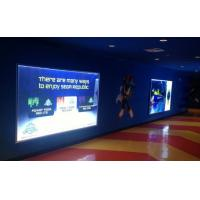China High Resolution Backlit Light Box Displays Led Fabric Pop Up Display Full Color wholesale