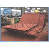 China Studded Water Wall In Boiler , Water Cooling Wall ASME Standard wholesale