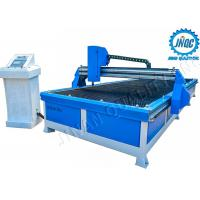 China Cnc Plasma Metal Cutting Machine 2060 For Metal cutting 2000 By 6000mm wholesale