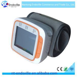 China Automatic digital wrist blood pressure monitor wholesale