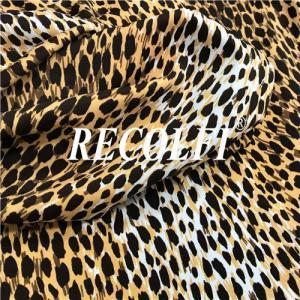 China Lycra Fishing Nets Econyl Swimwear Fabric Repreve Nylon And ROICA Spandex Fiber wholesale