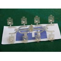 Quality 8 Cavities Injection Molding Parts For Semi Transparent Plastic Products for sale