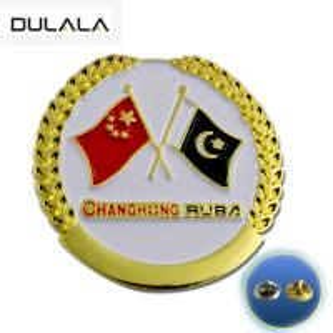 China Wholesale Manufacturers In China Cheap Bulk Custom Zinc Alloy Soft Enamel Lapel Pin wholesale