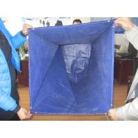 China sewn PE tarpaulin cover,pallet cover,hat cover wholesale
