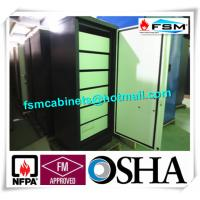 China Steel Security Fire Resistant Cabinets Magnetic Proof For Storing Audio Tape / Video Tape wholesale