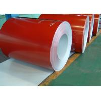 China white, blue or customized JIS, CGCC Soft Prepainted Color Steel Coils / Coil (PPGI / PPGL) wholesale