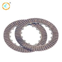 China Motorcycle Clutch Friction Plate / Scooter Clutch Parts For CD70 ISO 9001 Approved wholesale