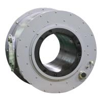 China Electrical Slip Ring Transmitting 200A Large Current in 3 Circuits and 1 Circuit for PE wholesale