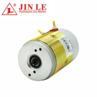 China ZD1240 12V 1.6KW Hydraulic DC Motor 114mm O.D For Vehicle Tailgate Lift wholesale