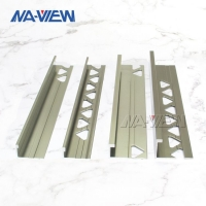 China Aluminium Bar Backsplash Finished Tile Edge Corner Trim wholesale