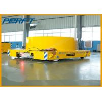 China 120 Ton Steel Rail Guided Vehicle For Steel Industry Material Handling Equipment on sale