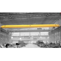 China Electric 10 Ton LD Single Girder Overhead Bridge Crane Fast Installed Wireless Remote Control wholesale