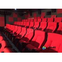 China Shock Movie Theater Seats SV CINEMA With 4DM-TMS Central Level Control System wholesale