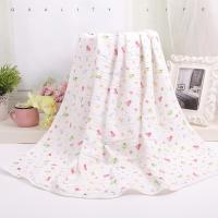 China Warm Heart Pattern Newborn Receiving Blankets For Babies Anti - Pilling wholesale