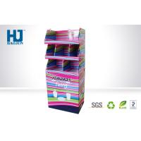 China Foldable Cardboard Pallet Full Color Display wholesale