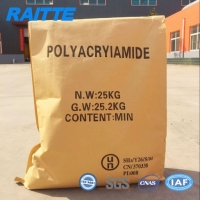 China Synthetic Water Soluble Anionic Polyacrylamide Flocculant wholesale