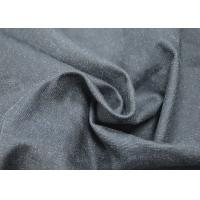 China Black Stone Washed Woven Cotton Canvas Excellent Softness And Flexibility wholesale