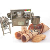 China Automatic Waffle Cone Making Machine Pakistan Cone Ice Cream Baking Machine wholesale