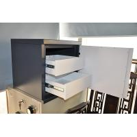 Quality Small Steel Anti Magnetic Cabinets , Fire Resistant File Cabinet 2 Drawer for sale