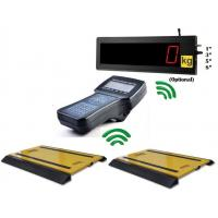China Wireless Portable Vehicle Scales Axle Weighing Scales15Ton 450×700×56.5 for Vehicles on sale