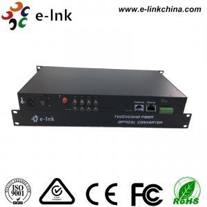 China 8-Ch 1080P AHD Video + 1-Ch 10/100M Ethernet + 1-Ch FXO/FXS Telephone + 1-Ch Backward Data RS485 Fiber Converter wholesale