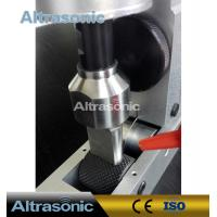 Quality High Frequency Handheld Ultrasonic Sealing Equipment With Digital Generator for sale