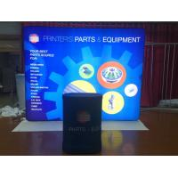 China High Resolution Portable Led Slimline Light Boxes Frameless For Tradeshows wholesale