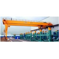China single girder semi-gantry crane with hoist price wholesale