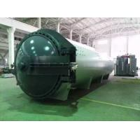 China Auto Glass Laminating Autoclave With ASME U stamp ISO certificate or CE certificate wholesale