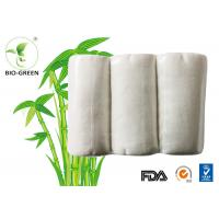 China 100% Biodegradable Bamboo Diaper Liners Keeps Your Babies' Skin Dry 15*30cm/sheet on sale