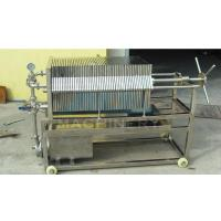 China China Stainless Steel Plate Frame Filter wholesale
