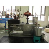China 4′ ′ Copper Still Home Brewery Distiller Equipmentm with Liquid Agitator Motor wholesale