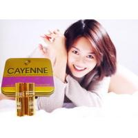 Buy cheap Cayenne Female Libido Enhancer Sex Medicine Aphrodisiac Oral Solution Colourless And Odourless from wholesalers