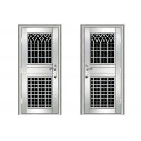 China Aluminum Alloy / Stainless Steel Residential Doors Strong Corrosion Resistance wholesale