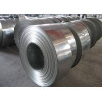 China Galvanized Stainless Steel Strip Coil Chromated AFP Treatment 0.12MM - 4.0 MM wholesale