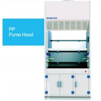 China Biobase PP Fume Hood/Laboratory fume hood/ventilation fume hood resistant to strong acid,alkali and anti-corrosion on sale