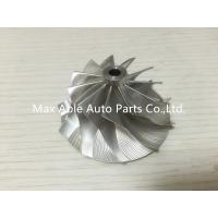 China GTA15-25 56.02X60.3mm 701374-0001/6 1102-025-400 11+0 blades billet turbocharger compresso wholesale