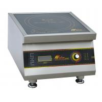 High Efficiency Countertop Induction Burner , Industrial Induction Cooktop Durable