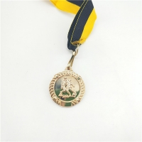 China 1.8mm Marathon Sport Event Custom 3d Medals With Ribbon wholesale