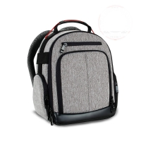 China SGS Nylon Camera Bags For Photographers Mirrorless Laptop Compartment wholesale