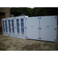 Quality PP Safety Hazardous Storage Cabinets For Acid Corrosive Chemical Liquid for sale