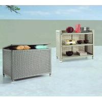 China Outdoor furniture wicker garden storage-3008 wholesale