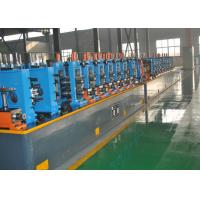 Buy cheap Stainless Steel Automatic Precision Tube Mill Machine By Turbine Worm Adjustment from wholesalers
