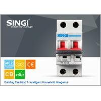 China IEC60898 ISO9001 Electrical mini circuit breaker overcurrent protection wholesale