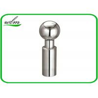 China 360 Degree Rotary Sanitary Spray Balls Stainless Steel Butt Weld Connection End wholesale