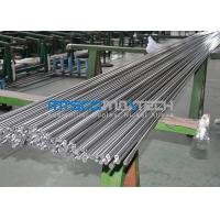 China ASTM A269 / A213 Stainless Steel Instrumentation Tubing Cold Drawn 6096mm wholesale