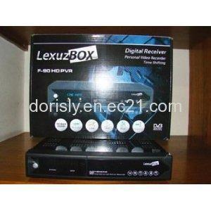 China HD Dvb-c Lexuzbox F90 PVR Cable TV Receiver Brazil wholesale