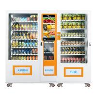 China OEM ODM Automatic Products Vending Machine for Sale, Bottle Can Drink Vending Machine on sale