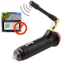 Quality Mini GPS Signal Jammer Block All GPS Tracker navigator Logger Anti-Tracking W/ for sale